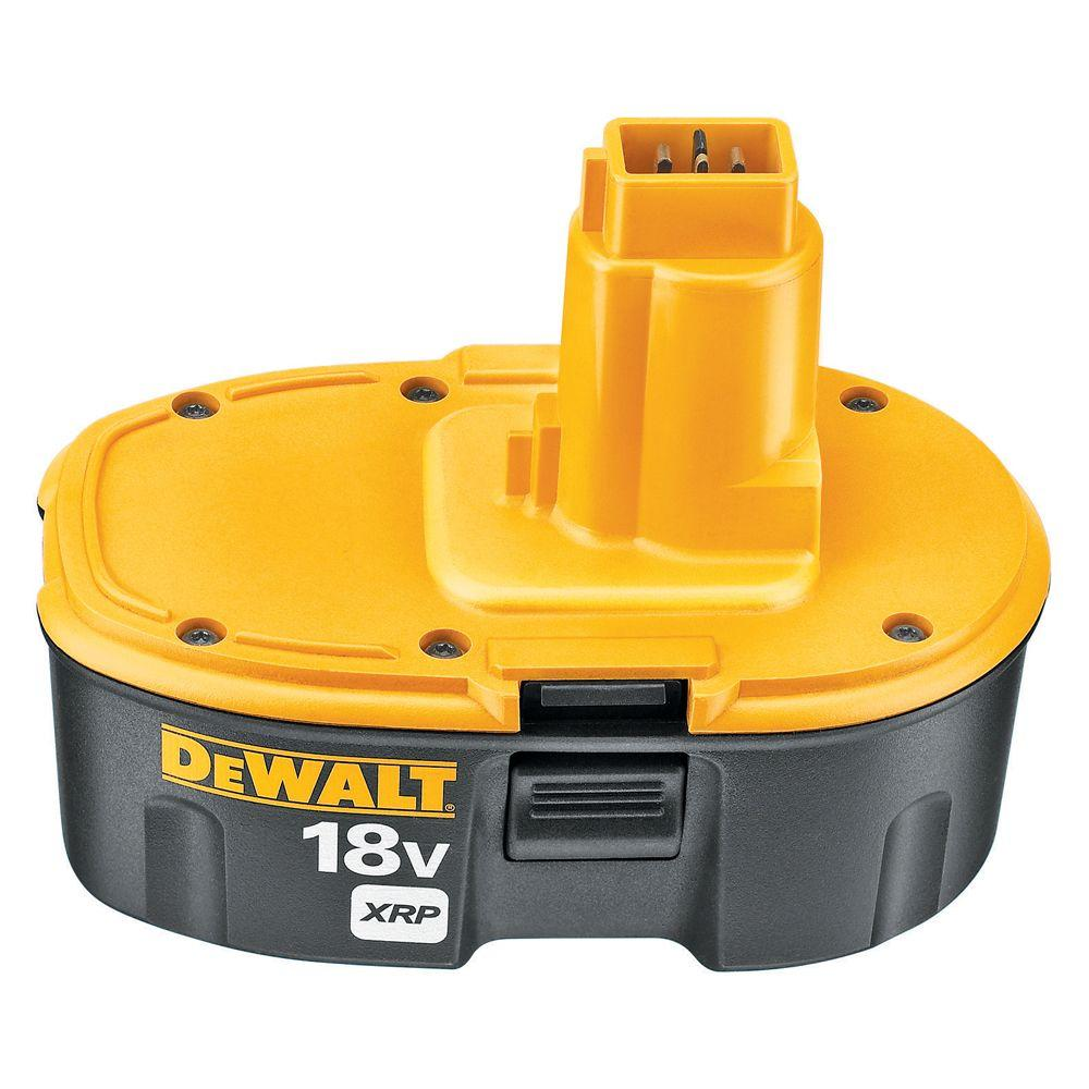 batterie dewalt 18v