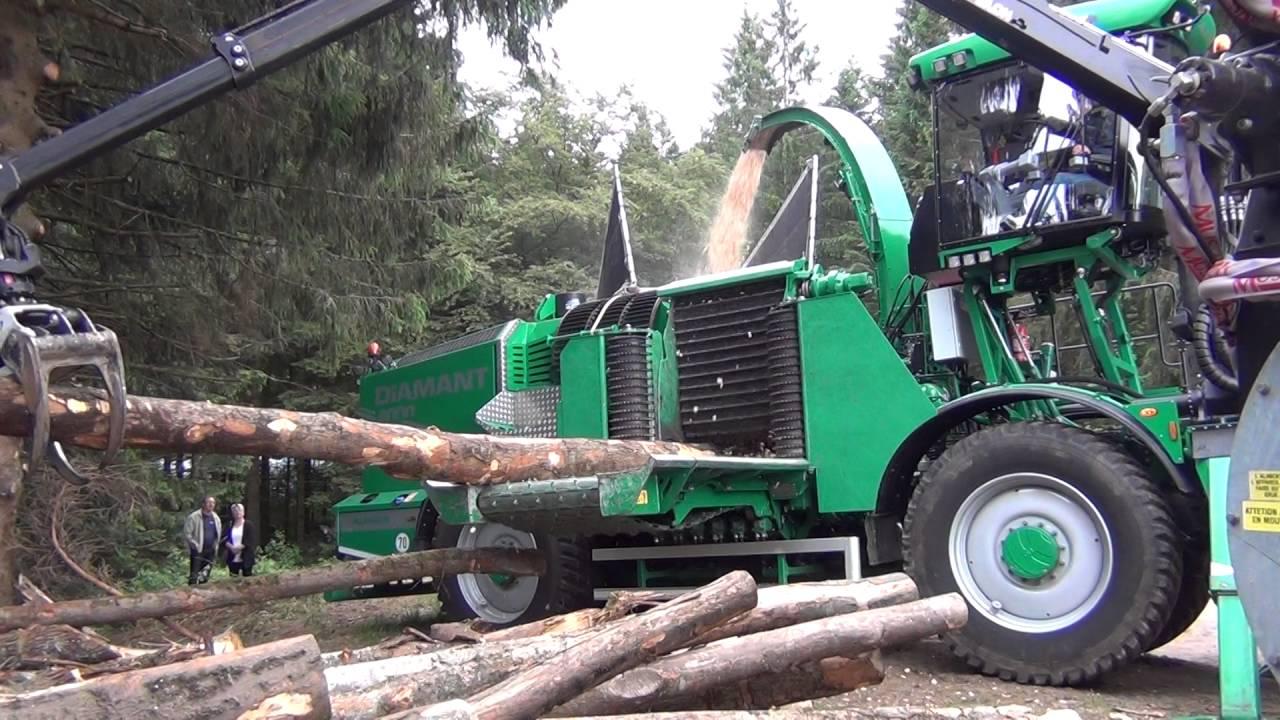 broyeur bois