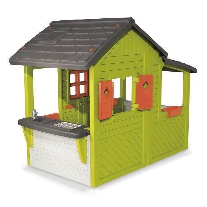 cabane exterieur enfant