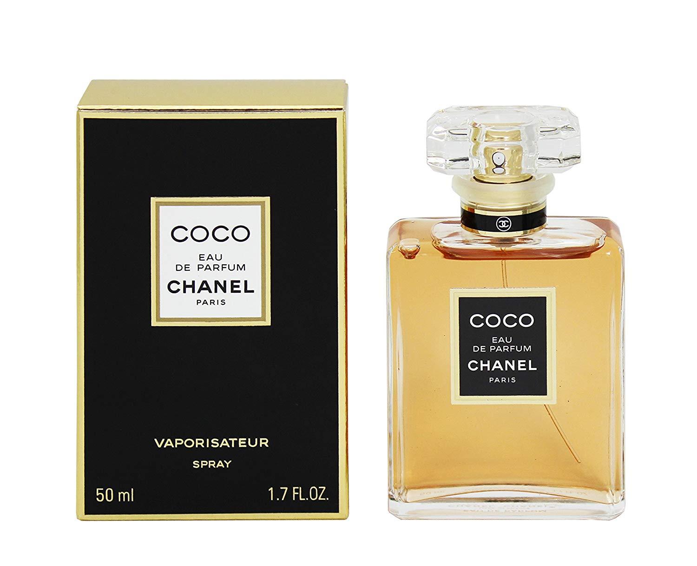 coco chanel eau de parfum 50 ml