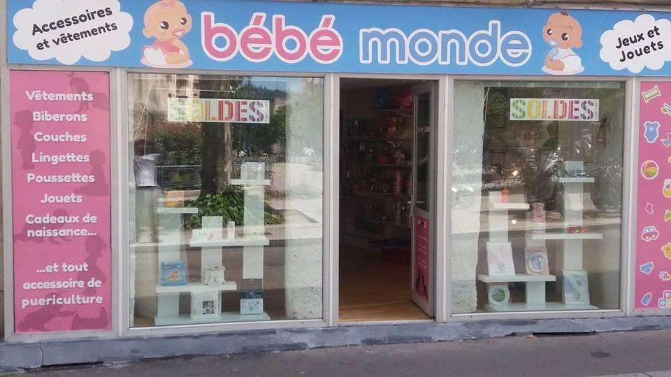 magasin bébé saint etienne