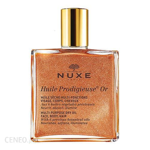 nuxe huile prodigieuse or