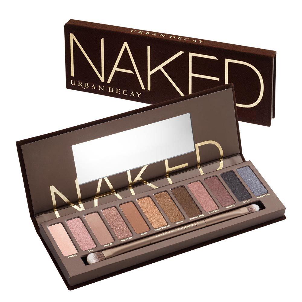 palette naked eyes urban decay