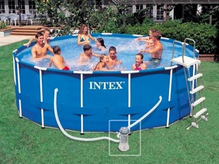 piscine tube