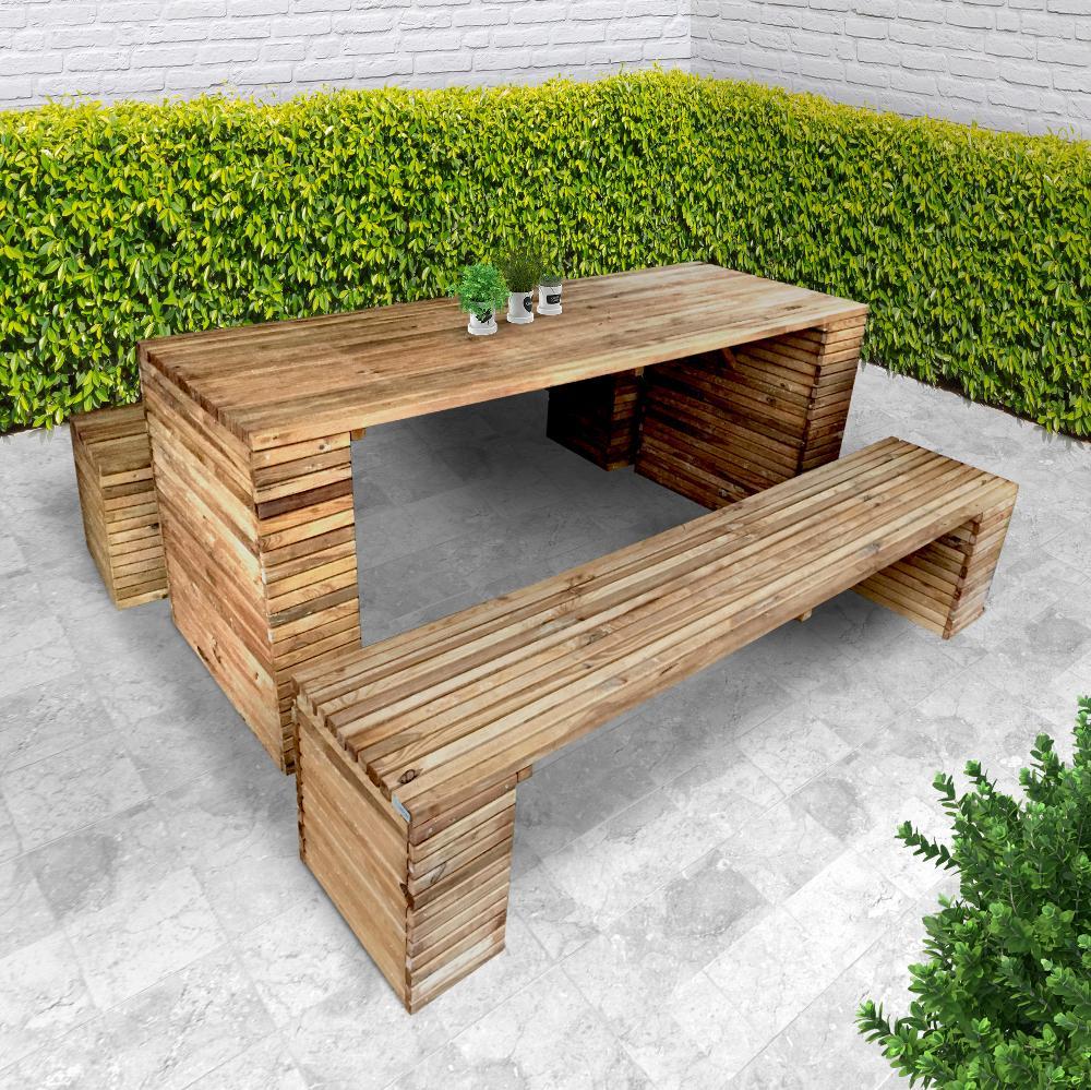 ▷ Avis Table bois exterieur ▷ Trouvez les Meilleurs 【 Comparatif ...